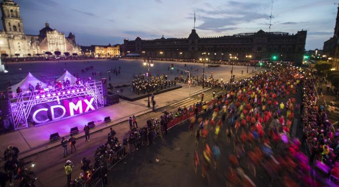 XXXV Maratón Internacional de la Ciudad de México
